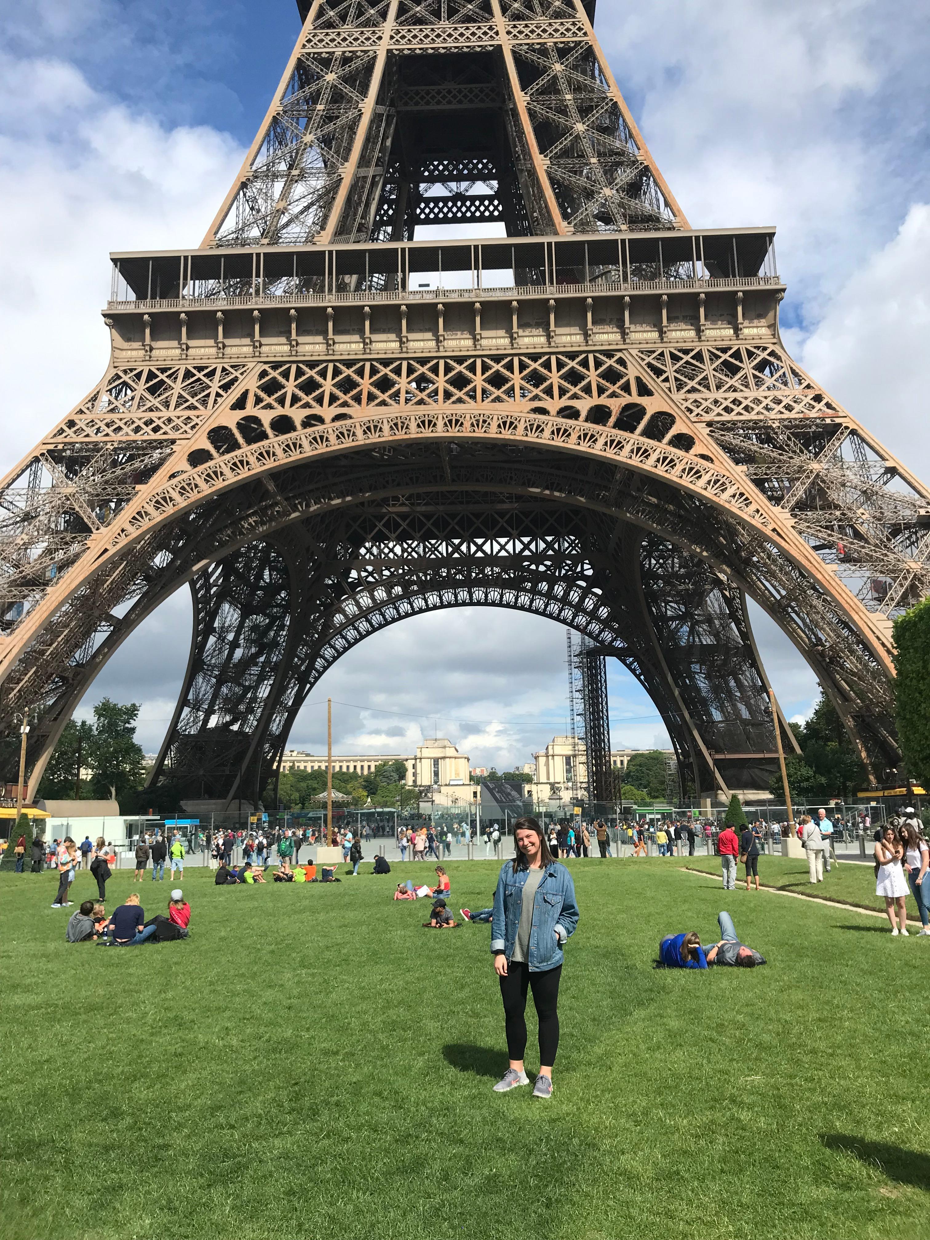 Sarah - Paris